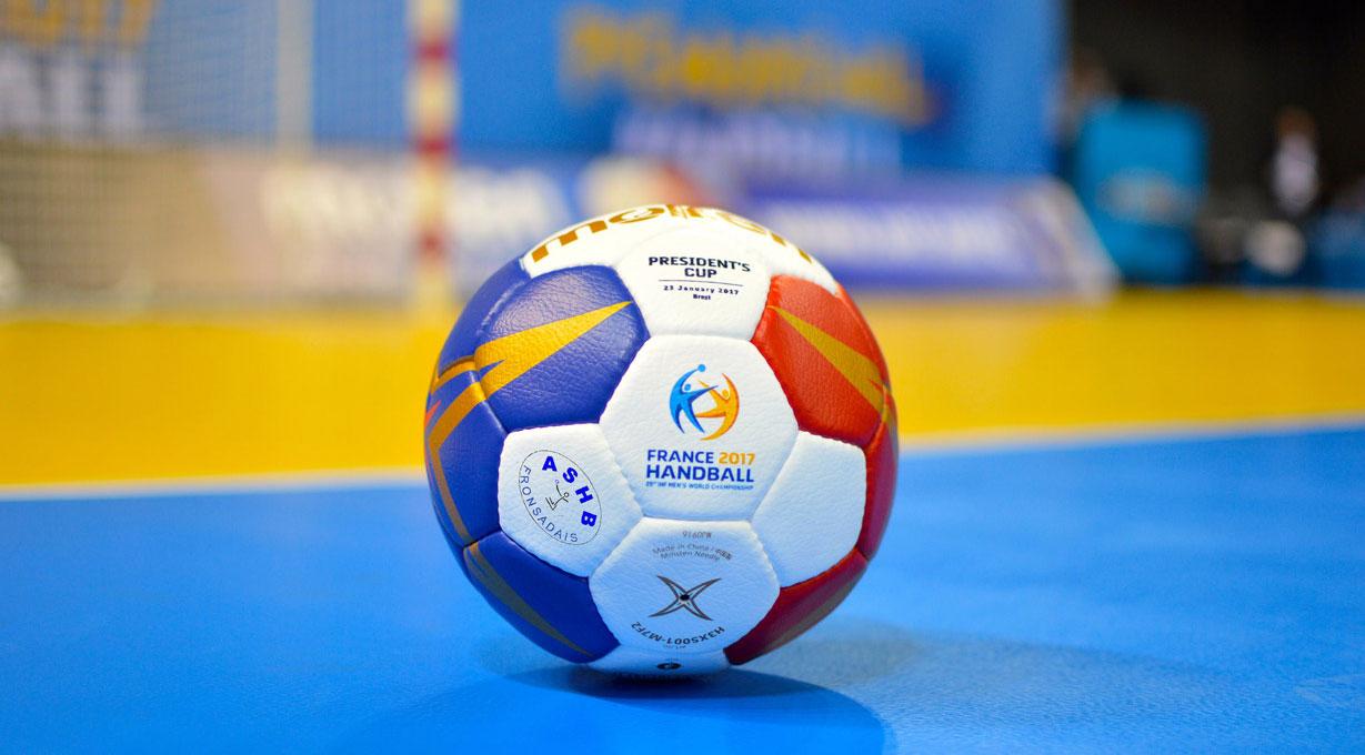 Handball au Gymnase