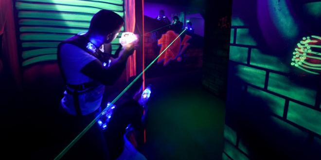 laser game/mac do