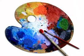 Peinture champignon