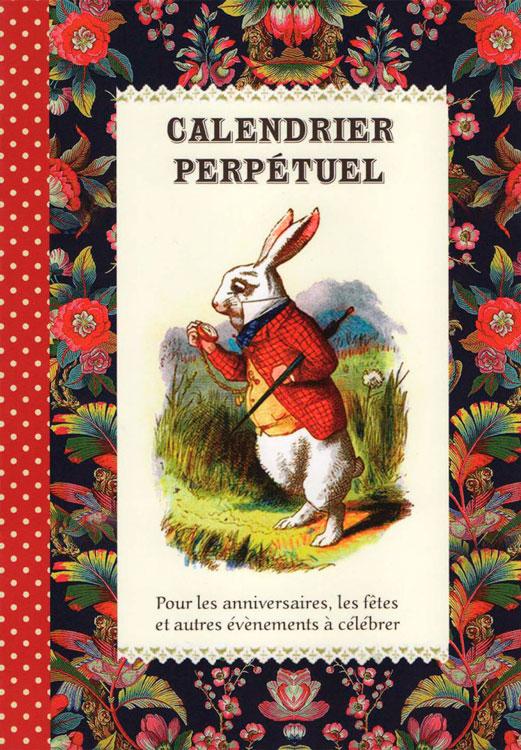 CALENDRIER PERPÉTUEL...