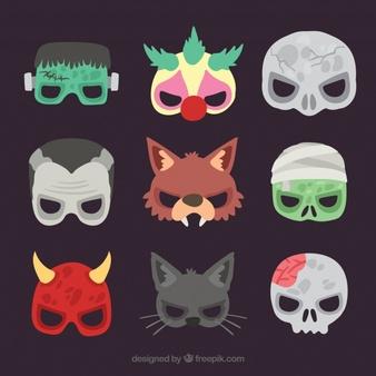 Créer ton masque / sport Co 10-14 ans