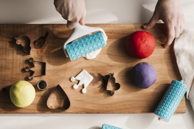 R.A.M : pâte à modeler