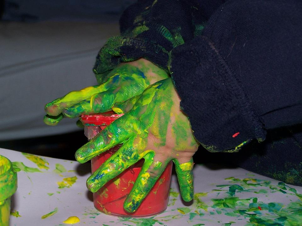 R.A.M : peinture en mouvement