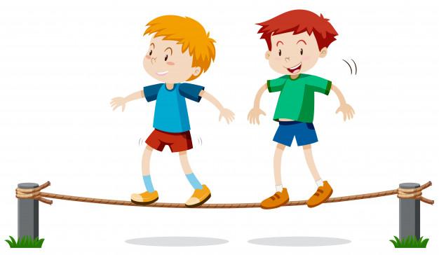 3/6 ans: : Petits acrobates / Jeux d'eau