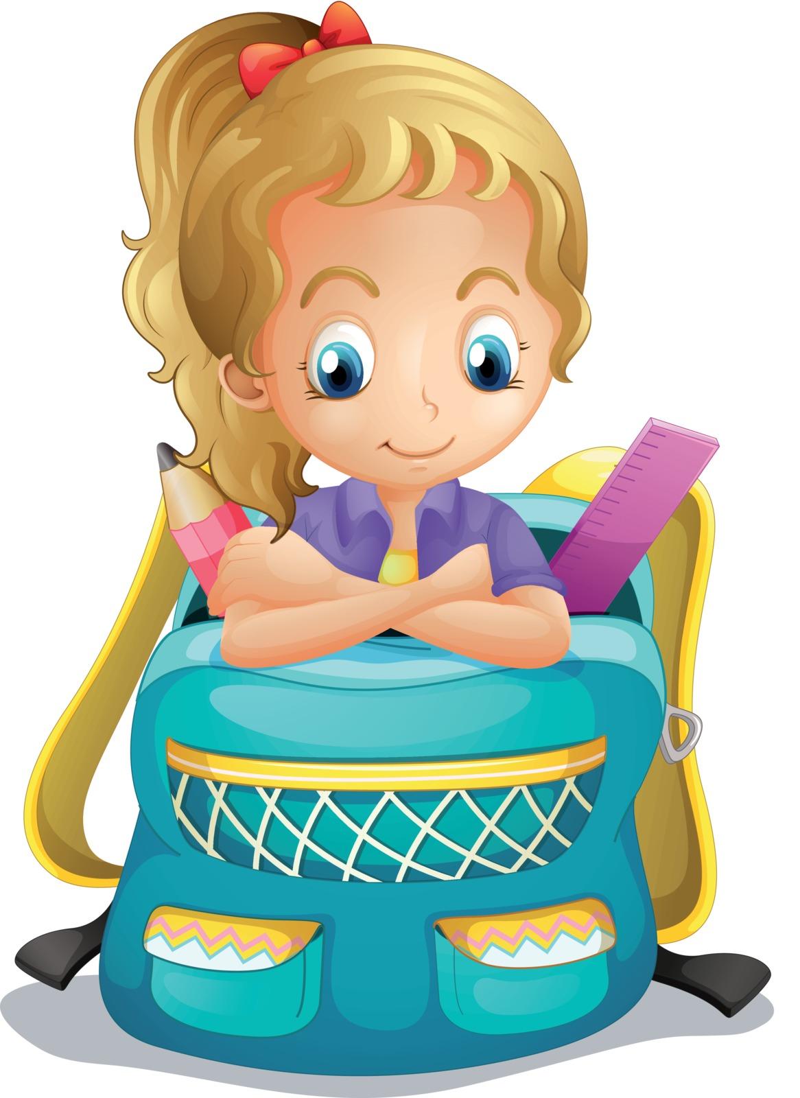 9h-11h30 Quoi mettre dans le sac? Atelier pratique avec une maitresse