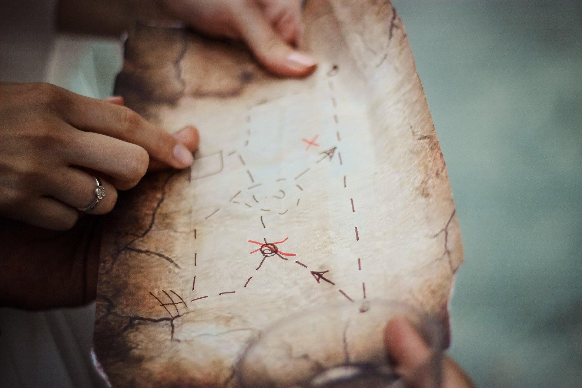 10/14 ans - jeunes plus de 14 ans : journée à Montarmin, chasse au trésors